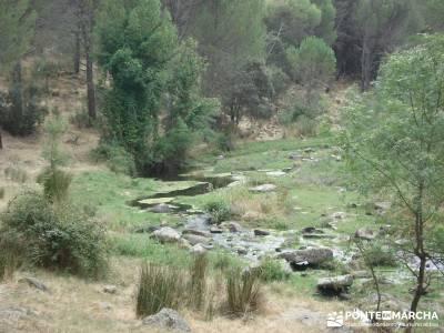 Paseo y Baño por el Valle y Río Tiétar; viajes organizados a madrid puente de san isidro senderis